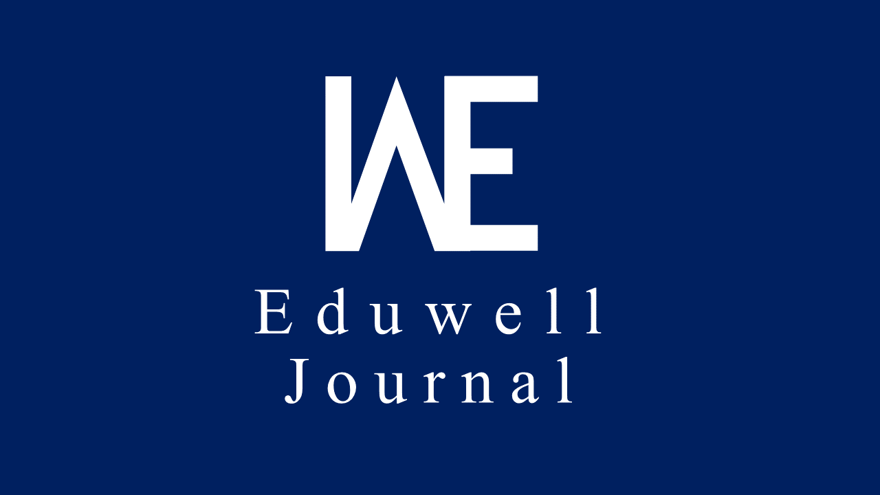 Eduwell Journal