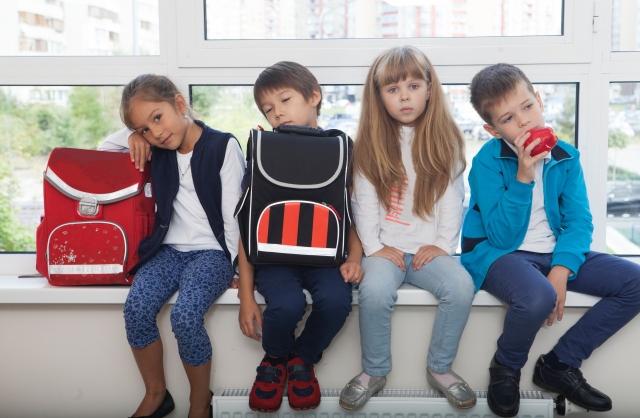 放課後の子どもたち
