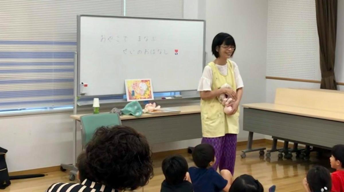 助産師の土屋麻由美さん