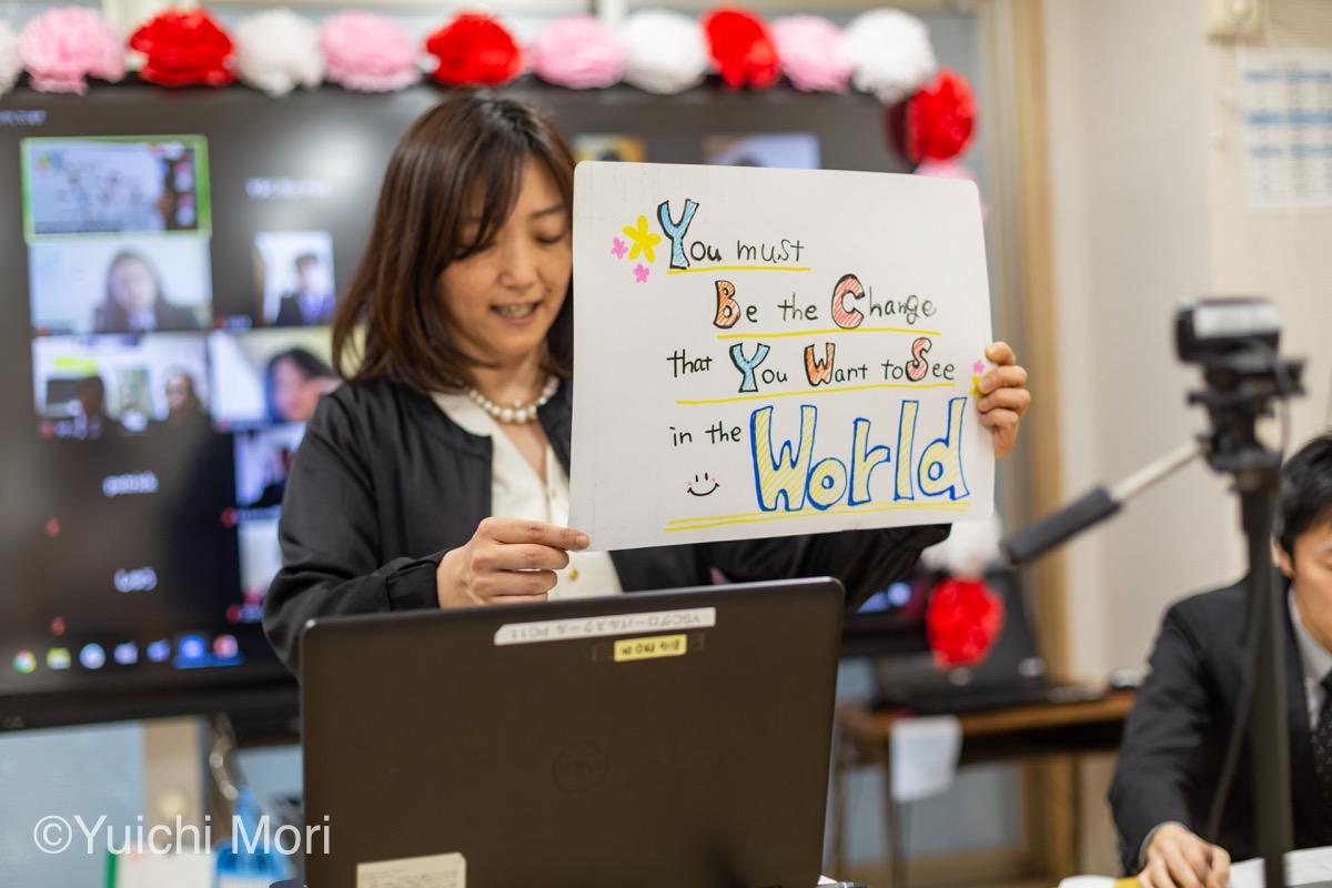 YSCグローバル・スクール:4月4日に完全オンラインの卒業式を実施した