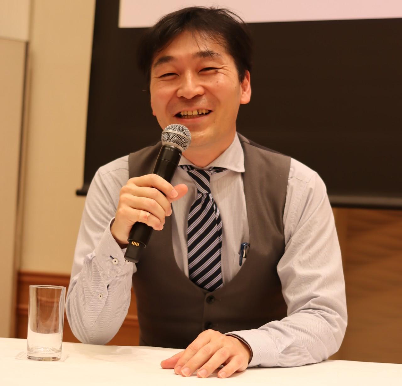 和泉薫 氏:NPO法人キッズドア 元・第1事業部 部長