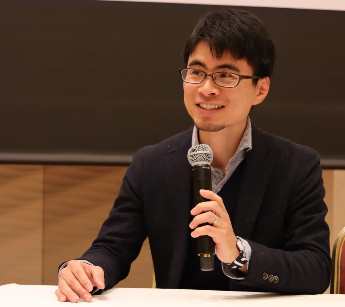 熊谷一亮 氏:NPO法人eboard コンテンツマネージャー