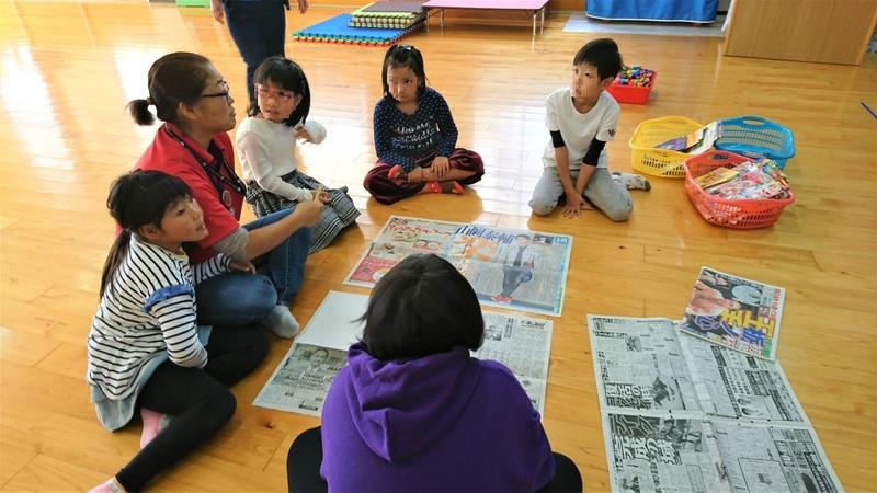 児童館では子どもたちの「やりたい」を尊重し、そばに寄り添う