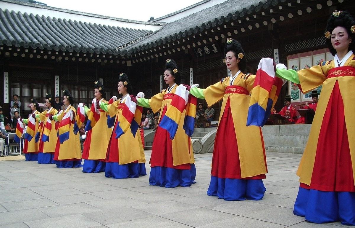 韓国の文化