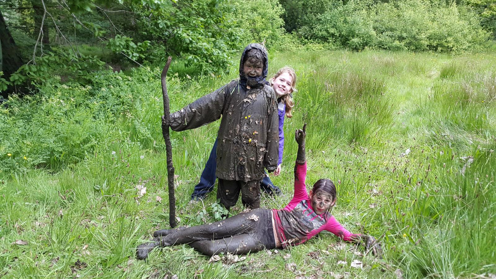 放課後での遊びを楽しむフィンランドの子どもたち