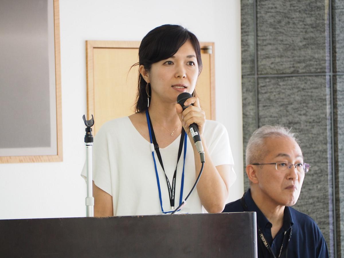 一般社団法人「にんしんSOS東京」の中島かおり氏