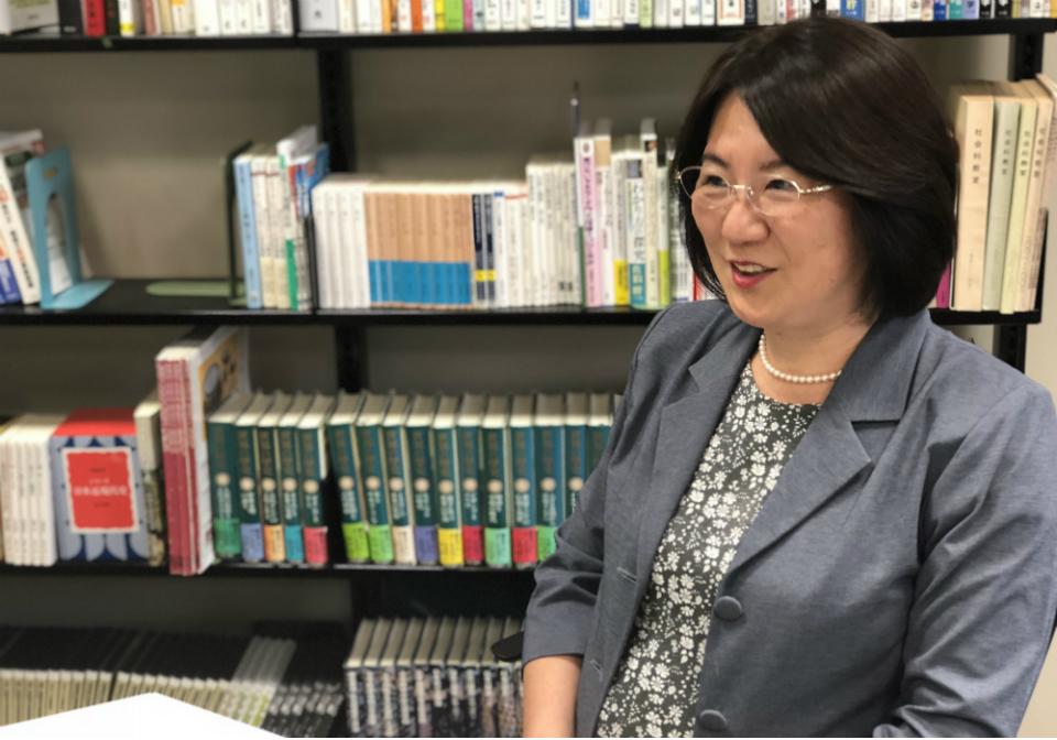 武田信子さん(武蔵大学・教授)