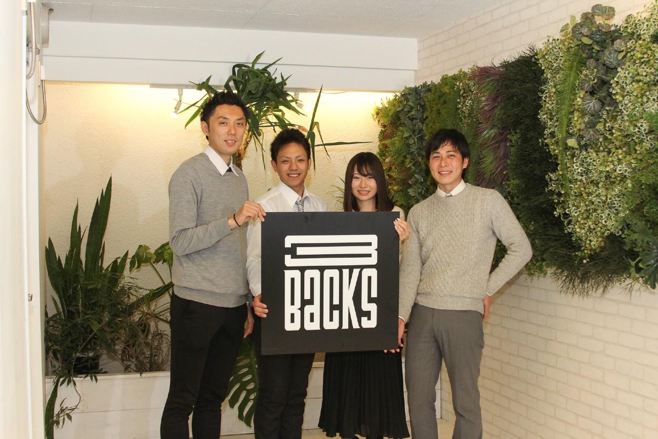 株式会社 3Backs