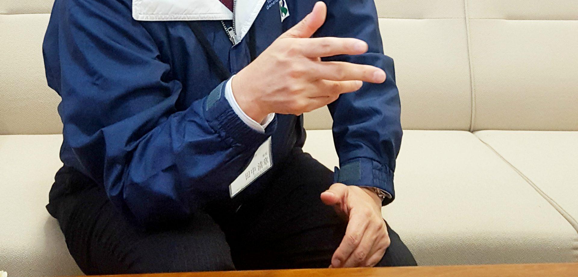 徳島県立総合教育センター特別支援・相談課班長の田中清章先生