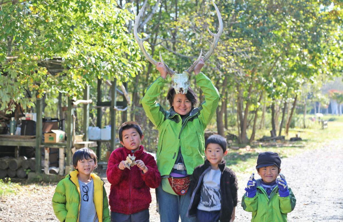 世界や日本で広がる「森のようちえん」