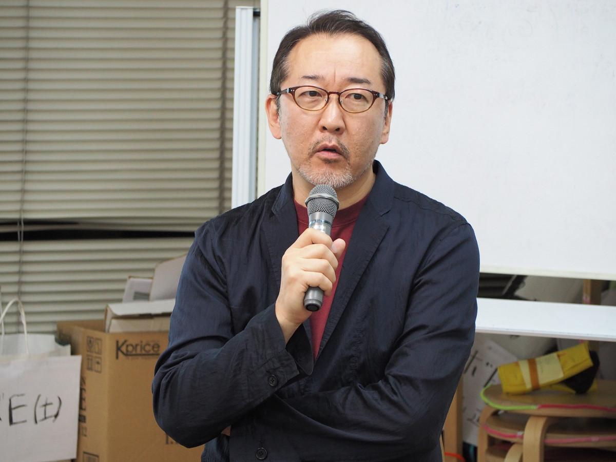 竹内薫さん(YES International School・学校長)