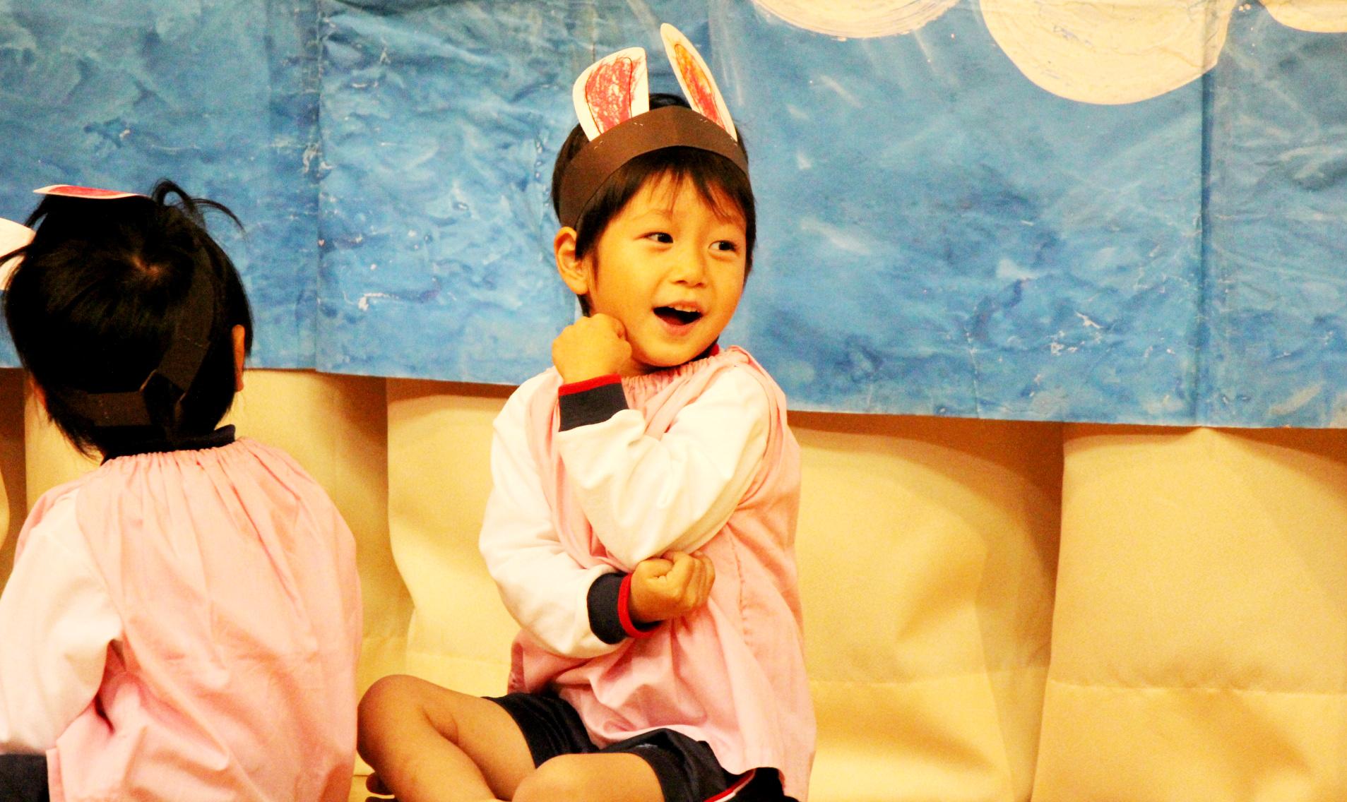 幼稚園発表会