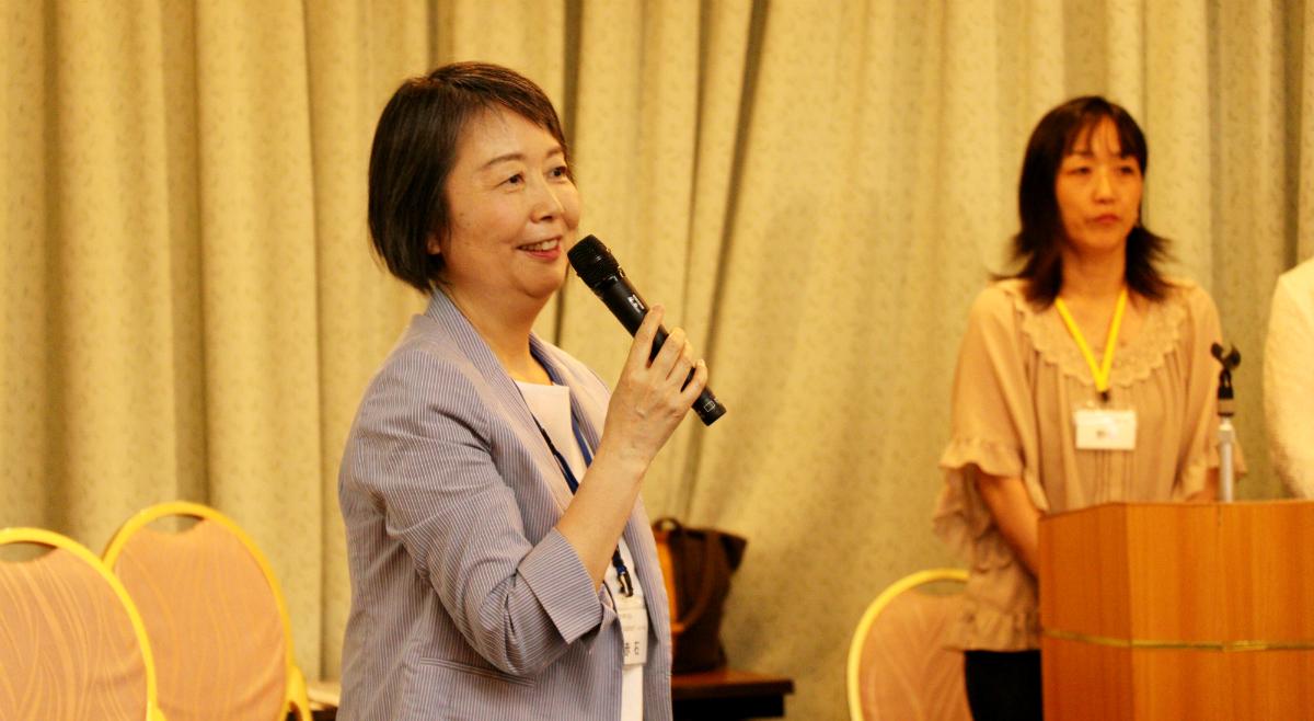 全国協議会の代表に赤石千衣子・本記事著者が就任しました