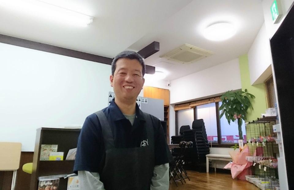 「ファミリースペース富田」七田伸也さん