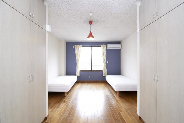 NEWVERYが運営する国分寺の学生寮「チェルシーハウス」