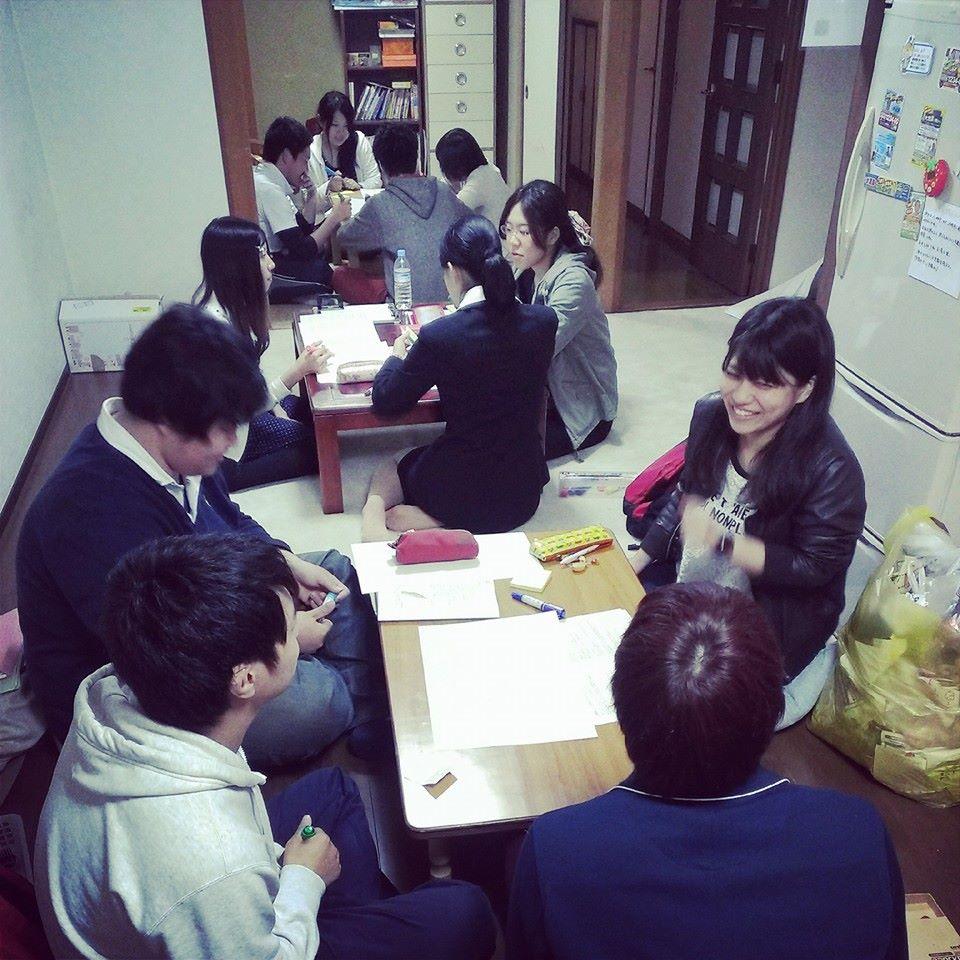 こどもの貧困対策事業に関わる学生サポーターの会議