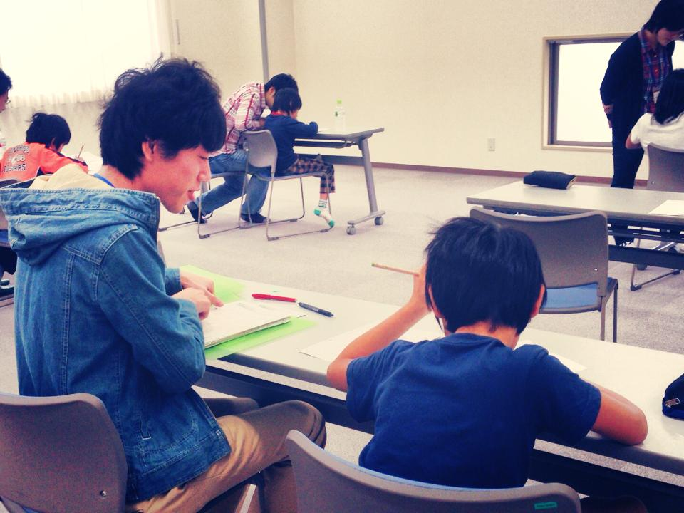 3keysの学習支援・教室型指導の様子