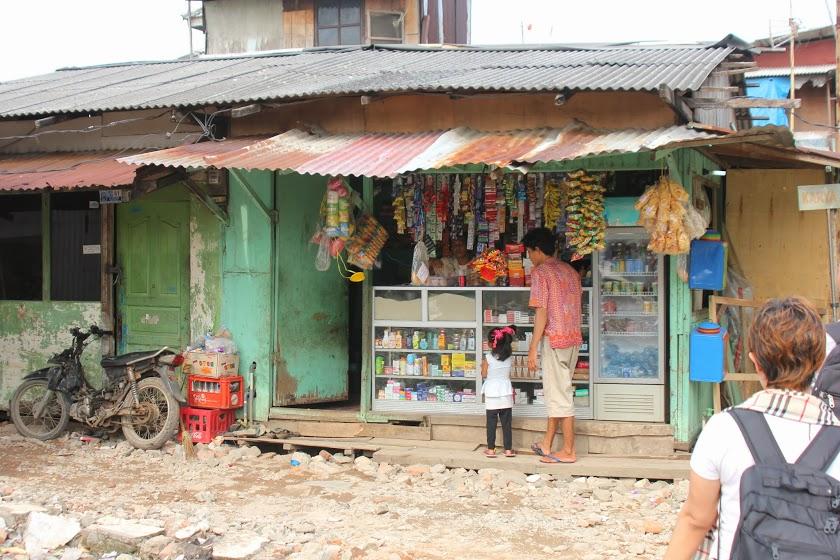 インドネシアのジャカルタ